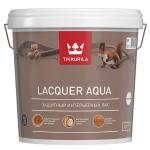 Лак акриловый Tikkurila Euro Lacquer Aqua (полуглянцевый)