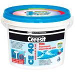 Затирка для швов Ceresit СЕ 40 Aquastatic
