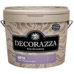 Decorazza Seta декоративное покрытие с эффектом мокрого шелка