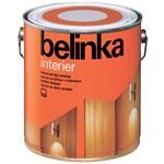 Лазурное покрытие для внутренних работ по дереву Belinka Interier