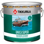Лак яхтный полуматовый Tikkurila Unica Super (Тиккурила Уника Супер)