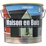 Краска-лазурь для дерева Vincent Maison En Bois