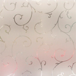 Витражная пленка Artscape Etched Lace (Матовая Кружева)