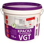 Интерьерная краска VGT белоснежная