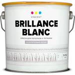 Краска для потолков Vincent Brillance Blanc