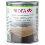 Масло для рабочих поверхностей Biofa 2052