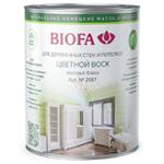 Цветной воск Biofa 2087