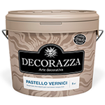 Decorazza Pastello Vernici декоративный шелковисто-матовый лак