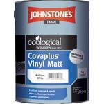 Водоэмульсионная краска для внутренних работ Johnstones Covaplus Vinyl Matt