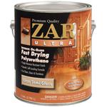 Бесцветный полиуретановый лак для внутренних работ Zar Ultra Interior