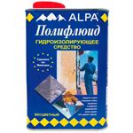 Гидрофобизатор Alpa Polyfluid