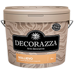 Decorazza Sollievo рельефное декоративное покрытие