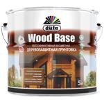 Грунтовка-антисептик для древесины Dufa Wood Base