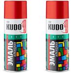 Аэрозольная универсальная эмаль Kudo «3P» Technology