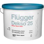 Интерьерная акриловая краска Flugger Dekso 25
