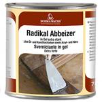 Экстра-сильная жидкая смывка Extra Strong Wood Laquer Remover Borma Wachs