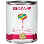 Масло для интерьера Biofa 8521-01 Color-Oil For Indoors (серебро)