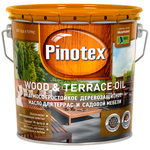 Масло для террас Pinotex Wood Terrace Oil