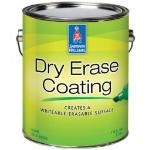 Краска с эффектом маркерной доски Dry Erase Coating Sherwin-Williams