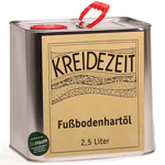 Твёрдое масло для пола Kreidezeit Fuβbodenhartöl