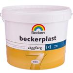 Интерьерная краска для стен Beckers Beckerplast 7