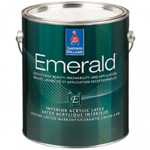 Самогрунтующаяся краска Emerald Interior Acrylic Latex Sherwin-Williams