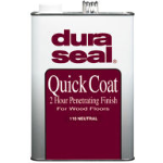 Масло для пола Dura Seal Quick Coat 2 Hour Penetrating Finish Sherwin-Williams