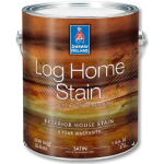 Пропитка Log Home Exterior Waterborne Satin Semi-Transparent Stain Sherwin-Williams