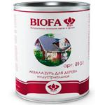 Аквалазурь для дерева индустриальная Biofa 8101