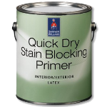 Грунт блокирующий Quick Dry Stain Blocking Primer Interior and Exterior Latex Sherwin-Williams