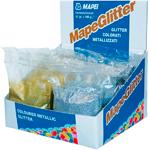 Металлизированная цветная добавка Mapei Mapeglitter