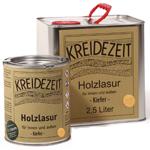 Лазурь по дереву Kreidezeit Holzlasur für Außen