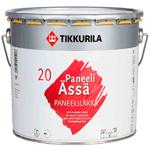 Лак акриловый полуматовый Tikkurila Paneeli Assa 20 (Тиккурила Панели Ясся 20)