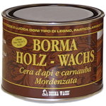 Воск пчелиный Holzwachs Borma Wachs