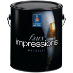 Декоративное покрытия Faux Impressions Metallic Base Sherwin-Williams