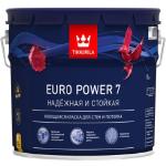 Интерьерная краска Tikkurila Euro 7
