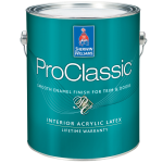 Эмаль акриловая ProClassic Interior Acrylic Satin Sherwin-Williams