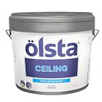 Краска для потолков Olsta Ceiling
