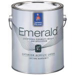 Фасадная краска Emerald Exterior Acrylic Latex Paint Sherwin-Williams