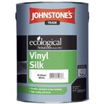 Водоэмульсионная полуматовая краска Johnstones Vinyl Silk