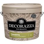 Decorazza Traverta декоративное покрытие с эффектом травертина