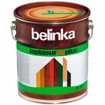 Декоративное лазурное бесцветное покрытие для древесины Belinka Toplasur UV Plus