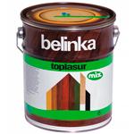 Декоративное лазурное покрытие для древесины Belinka Toplasur MIX