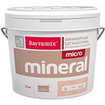 Мраморная штукатурка Bayramix Micro Mineral