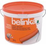 Интерьерная краска Belinka моющаяся