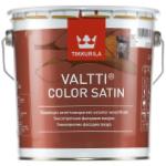 Лессирующий антисептик Tikkurila Valtti Color Satin
