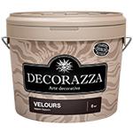 Decorazza Velours покрытие с эффектом бархата