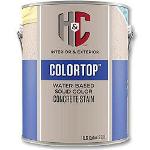 Пропитка для бетона и камня H&C Colortop Water-Based Solid Color Concrete Stain