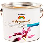 Интерьерная краска Beckers Elegant Vaggfarg Helmatt