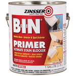 Грунт-силер пятноустраняющий и блокирующий запахи B-I-N Advanced Synthetic Shellac Primer White